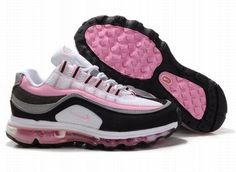 Fancy - Nike Air Max 24-7 Womens Pink Black