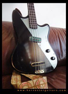 HARVESTER - bespoke guitars - repairs - modifications - HOME