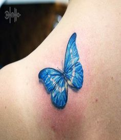 Blue butterfly tattoo Butterfly tattoos and Monarch butterfly on . Butterfly Tattoo Cover Up, Butterfly Tattoo On Shoulder, Butterfly Tattoos For Women, Butterfly Tattoo Designs, Tattoos For Women Small, Small Tattoos, Word Tattoos, Finger Tattoos, Cute Tattoos