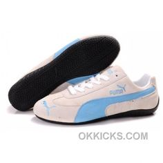 http://www.okkicks.com/puma-speed-cat-sd-mens-in-light-beige-light-blue-shoes-authentic-hmba6r.html PUMA SPEED CAT SD MENS IN LIGHT BEIGE LIGHT BLUE SHOES AUTHENTIC HMBA6R Only $81.15 , Free Shipping!
