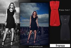 Sukienka Fransa Crane 1 - http://www.dunkashop.com/search.php?text=crane+1
