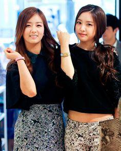Apink Bomi&Naeun