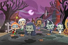 Nick Jr. Halloween Dress Up Parade. | Happy Halloween Nick Jr ...