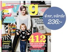 Prenumeration 4 nr av Family Living!