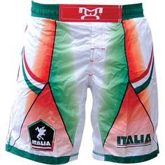 MyHouse Sublimated Italia Wrestling Fight Short