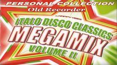 Italo Disco Classics Megamix - Vol.2 (mixed by DJ Happy Vibes)