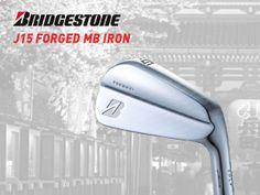 Bridgestone 2015 J15 Forged MB Iron