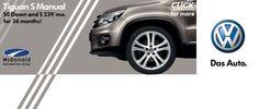 2012 Tiguan S Lease Special. Get it at McDonald VW near Denver, CO!  www.mcdonaldvw.com