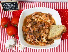 cucchiaio di stelle: Ricetta della zuppa di pesce