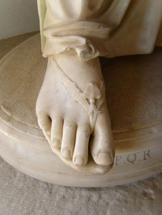 romegreeceart: Rather delicate work of art :-) (Capitoline museums, Rome)
