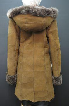 Dámský kožešinový kabát z pravé ovčiny - český výrobek Fur Coat, Winter Jackets, Fashion, Winter Coats, Moda, Fashion Styles, Fasion, Fur Coats