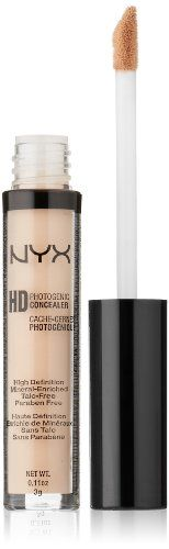NYX Cosmetics Concealer Wand, Glow, 0.11-Ounce