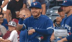 10 Reasons The Toronto Blue Jays Are Guaranteed To Win The World Series Baseball Memes, Baseball Boys, Blue Jay Way, Go Blue, Josh Donaldson, Babe Ruth, Toronto Blue Jays, Sports Games, Girls Best Friend