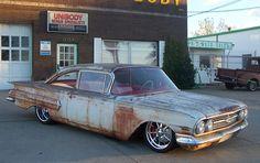 '60 Chevrolet Biscayne Desert Patina
