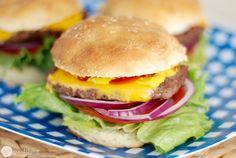 Gluten-Free Hamburger and Hot Dog Buns