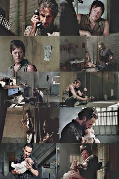 Hounded- The Walking Dead