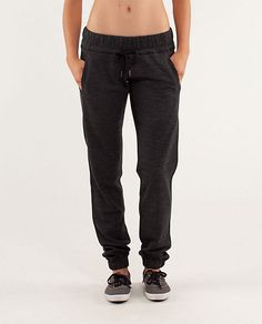I WANT:   Lulu Lemon   Sattva Pant  For Chair pose and Relaxing-on-the-couch pose.