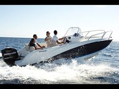 """""""Quicksilver 605 Sundeck Walk Through"""" by www.boatshowavenue.com. Subscribe to see LIVE Boats in action to our YouTube channel at https://www.youtube.com/user/boatshowavenue/videos"""