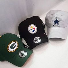 NFL! #adjustable #caps #casquette #nfl #americanfootball #greenbay #packers #dallascowboys #steelers #pittsburgh #superbowl #neweracap #940 #nyon #versoix #morges #montreux #lausanne #vevey #geneve #meyrin #vernier #veyrier #champel #14juillet #sportswear #fashion #streetstyle Green Bay, Super Bowl, Montreux, Dallas, Vevey, Greenbay Packers, Football, Lausanne, Street Style