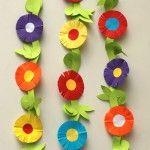 Гирлянд+от+пролетни+цветя