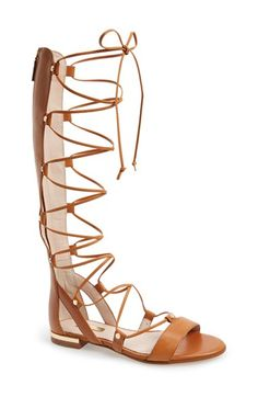 Louise et Cie 'Kaelyn' Tall Gladiator Sandal (Women) available at #Nordstrom