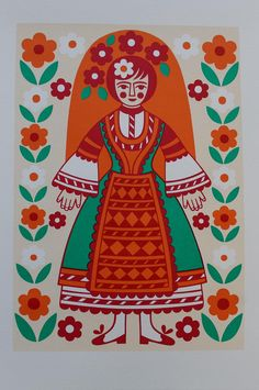 karoline made this: Bulgarian Folk Costumes