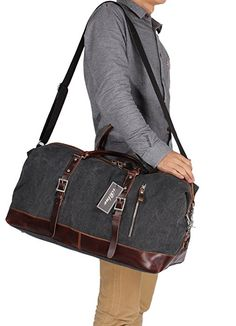 3616b77256d7 10 Best 10 Best leather duffle bags for men images