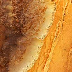 Canyon on Mars.
