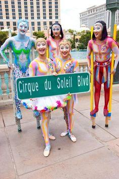 Cirque du Soleil Blvd