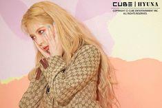 ↞... H Y U N A ...↠ Kpop Girl Groups, Kpop Girls, Kim Hyuna, Ulzzang Girl, Korean Singer, Curly Hair Styles, Aurora Sleeping Beauty, Lips, Photoshoot