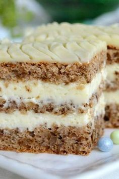 kolac sa orasima i belom cokoladom Torte Recepti, Kolaci I Torte, Bosnian Recipes, Croatian Recipes, Baking Recipes, Cake Recipes, Dessert Recipes, Romanian Desserts, Torte Cake