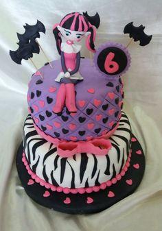 Cake monster high