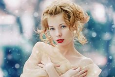 Winter's Beauty | Winter shoot inspiration for upcoming projects with Adágio Images | www.adagio-images.com | www.facebook.com/adagioimages | # SNOW #winter shoot #winterportraits