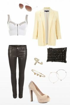 Rock chick goes chic! #loveit