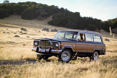 1979 Jeep Wagoneer Limited. Perfect car for a country home.