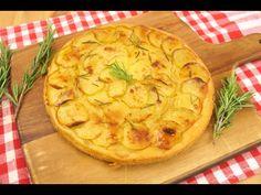 Torta salata pronta in pochi minuti: il successo è assicurato! - YouTube