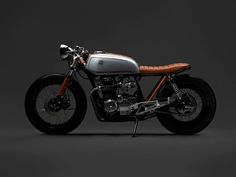 Honda CB650 Cafe Racer Via Return Of The Cafe Racers