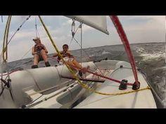 Sailing 420 - GoPro Hero 3 - YouTube