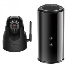 8. D-Link Wireless HD Pan & Tilt