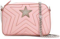 Stella McCartney Star Shoulder Bag. Quilted ... 8ae6a143c90db