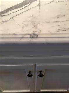 Cornice, Marble Countertops
