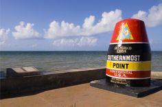 Key West, Fla.  Weird and wonderful.