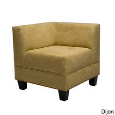 Makenzie Loden Corner Chair