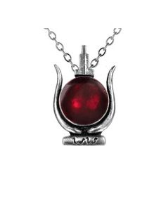 Cult of Isis Gothic Necklace By Alchemy Gothic