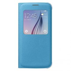 Funda Original Samsung Galaxy S6 Tela S View Azul 39,99 €