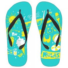 Ready for summer? Check out and get any of Kids Flip-Flops @ www.hotbuckles.com