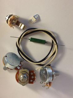 US Spec Wiring Harness Kit For Jazz Bass .047uf Soviet Paper In Oil Cap #AxegrinderzToneProducts