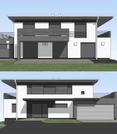 Family House Slanec, architecture by Artlandia