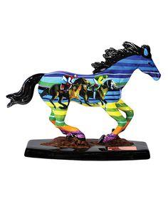 This Winning Streak Horse Figurine by Westland Giftware is perfect! #zulilyfinds