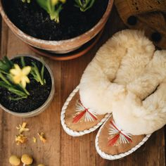 A huge THANK YOU for all your orders! Our sale has now ended! Thank you for making us busy! 💕 Sheepskin Slippers, Butterfly, Yellow, Pink, Beautiful Shoes, Moccasins, Poland, Bespoke, Mothers